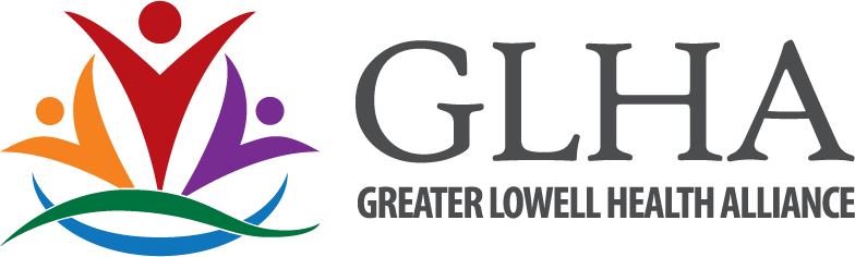Greater Lowell Health Alliance (GLHA) logo