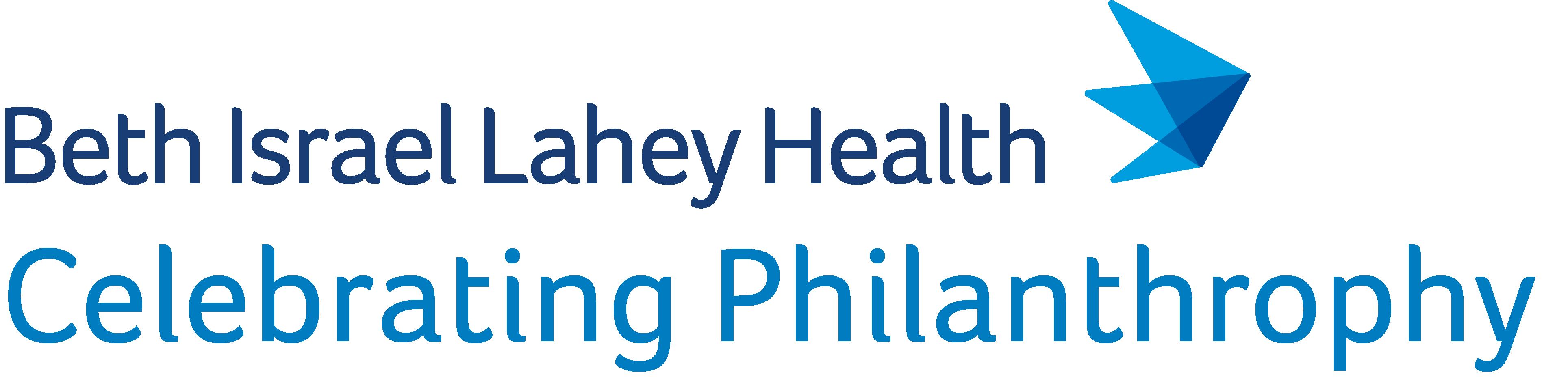 Beth Israel Lahey Health – Philanthropy logo